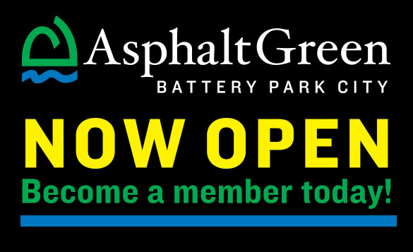 Asphalt Green Battery Park City
