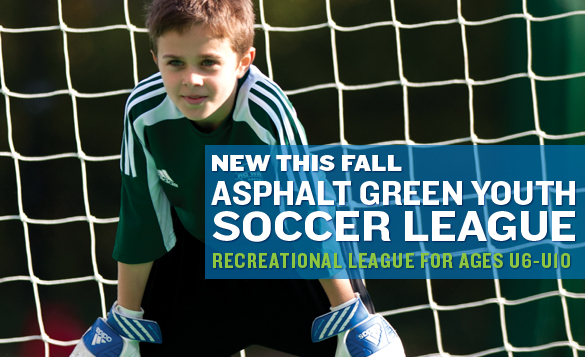 Asphalt Green Youth Soccer League